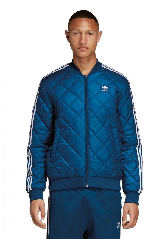 Type Jackets adidas Originals Quilted Superstar Jacket