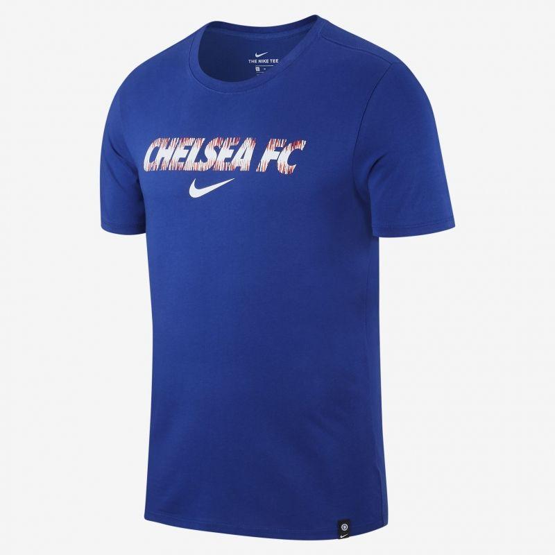 Тениска Nike Chelsea FC 2018/19 Dri FIT Tee