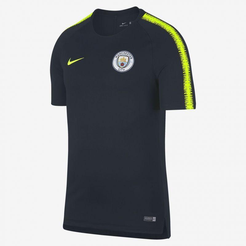 Тениска Nike FC Manchester City 2018/19 Breathe Squad Tee