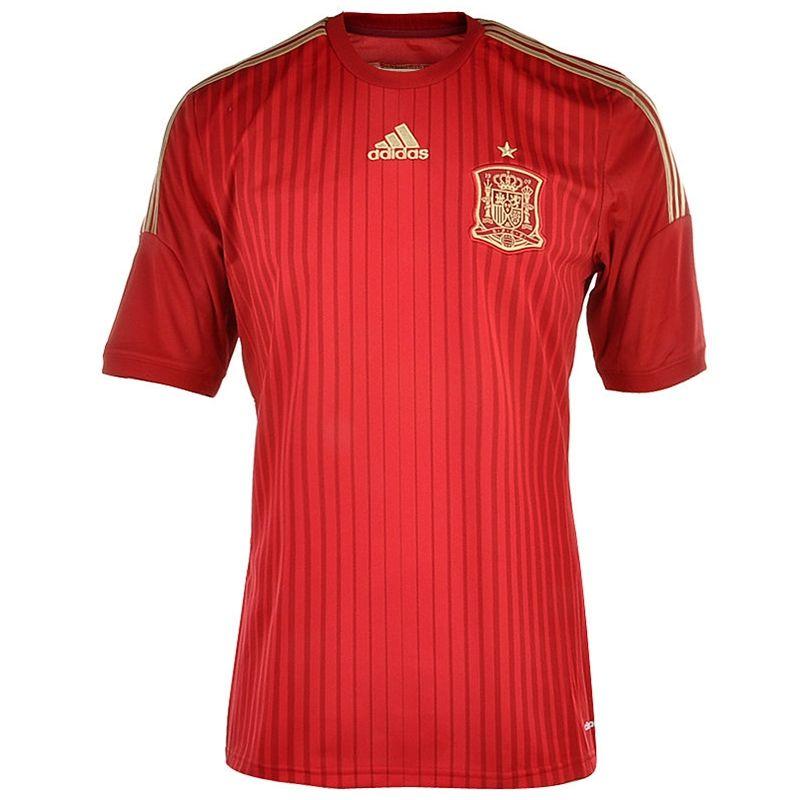 Тениска adidas Spain Home Jersey