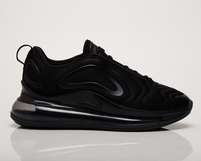 Кецове Nike Air Max 720 GS Triple Black