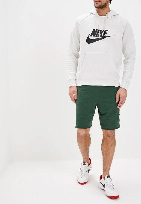 Type Hoodies Nike Sportswear Optic Graphic Pullover Hoodie