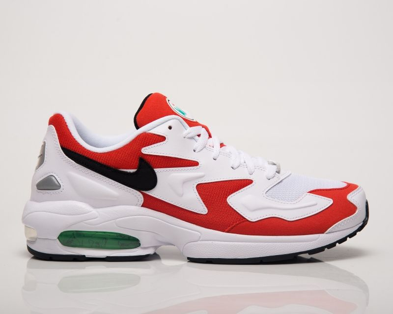 Кецове Nike Air Max 2 Light Habanero Red
