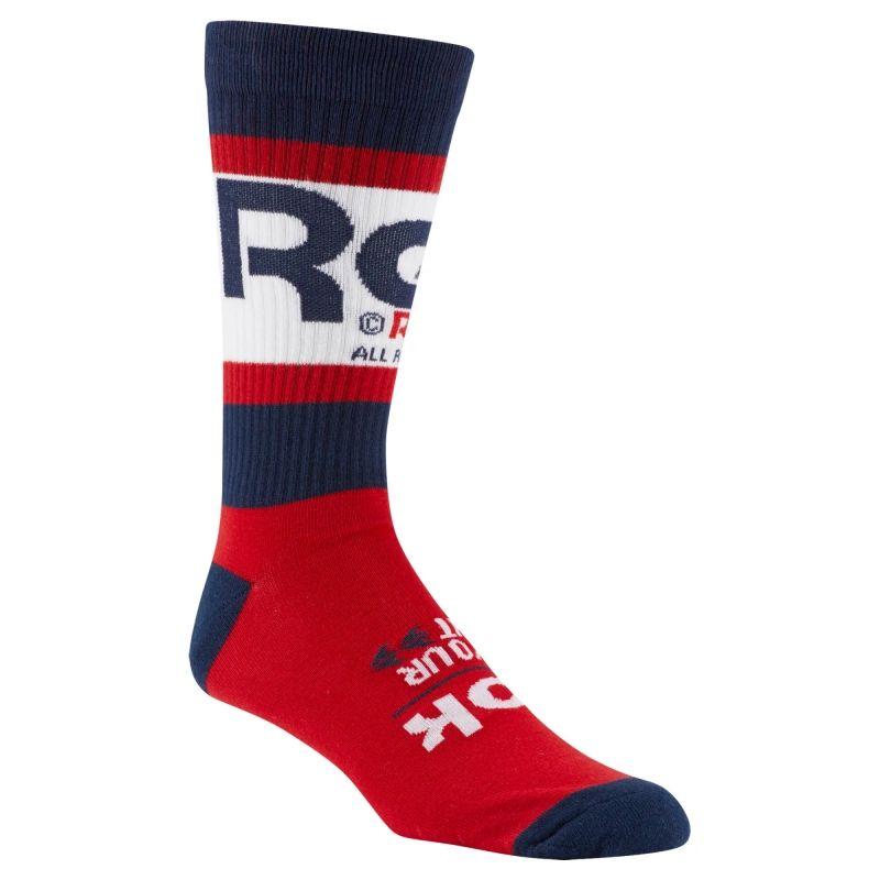 Type Socks Reebok Classics Graphic Crew Socks