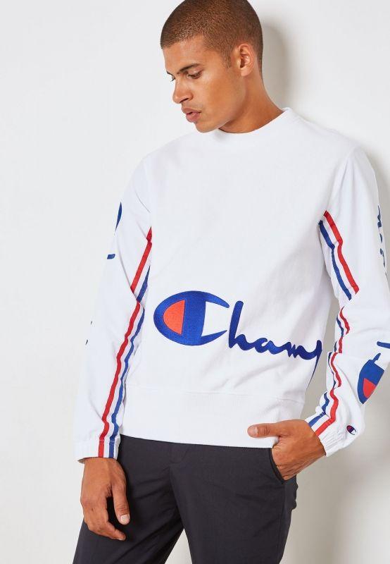 Type Hoodies Champion Sweatshirt Reverse Weave Crewneck