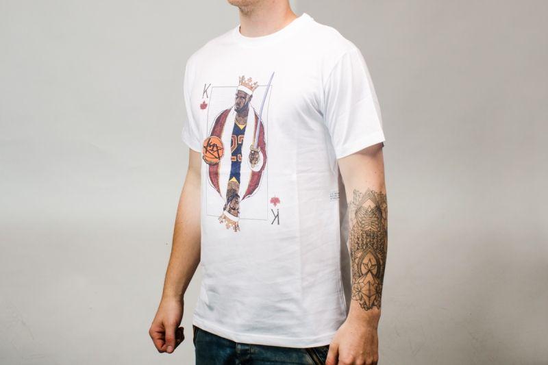 Тениска K1X King Tee