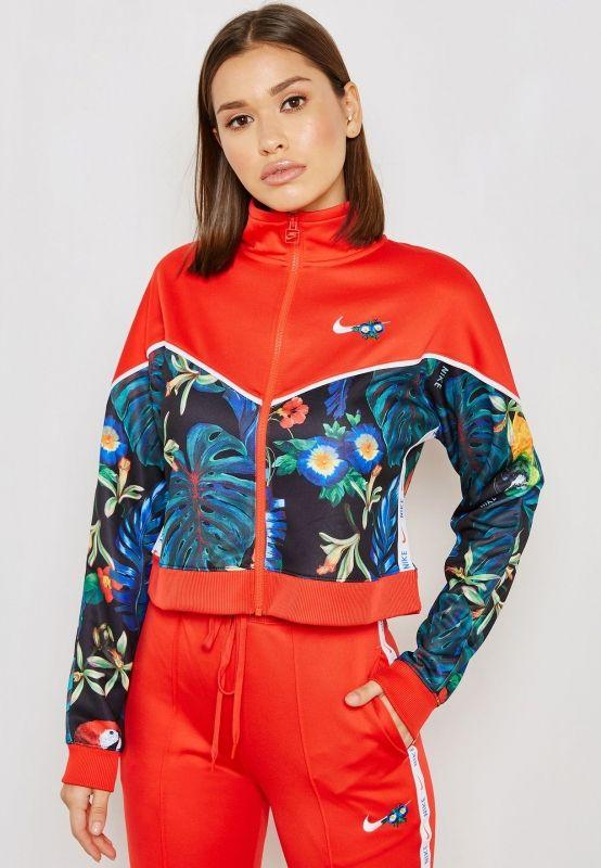Type Hoodies Nike Wmns Sportswear Track Jacket