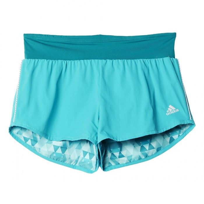 Къси панталони adidas WMNS Run Reversible Shorts