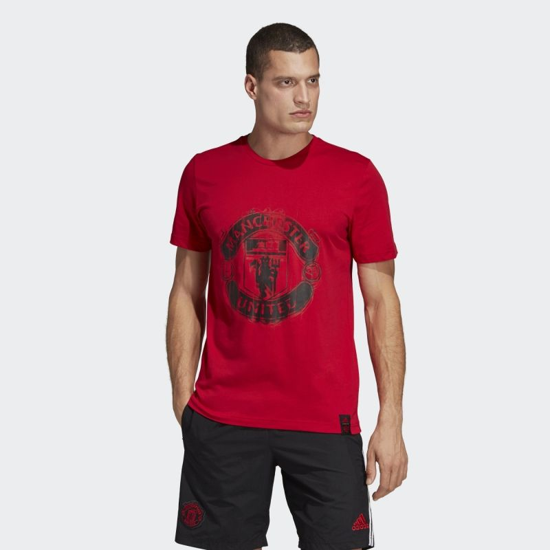 Type Shirts adidas Manchester United DNA Graphic Tee