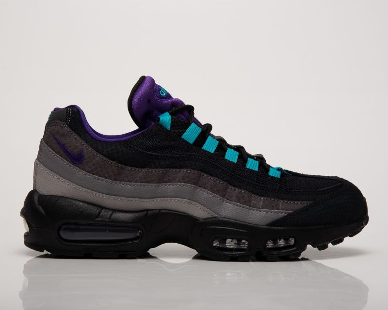 new styles 793f8 0d3c2 Кецове Nike Air Max 95 LV8 Grape Black