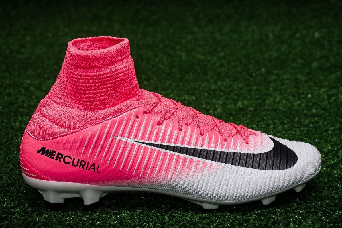 Temeridad sacerdote Fantástico  Type Soccer Nike Mercurial Veloce III DF FG