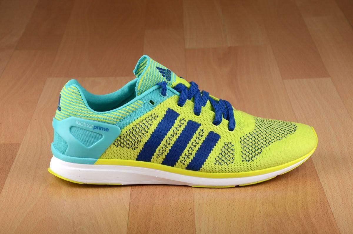 forskellige stilarter ser godt ud til salg af sko top mode Type Running adidas adizero feather prime