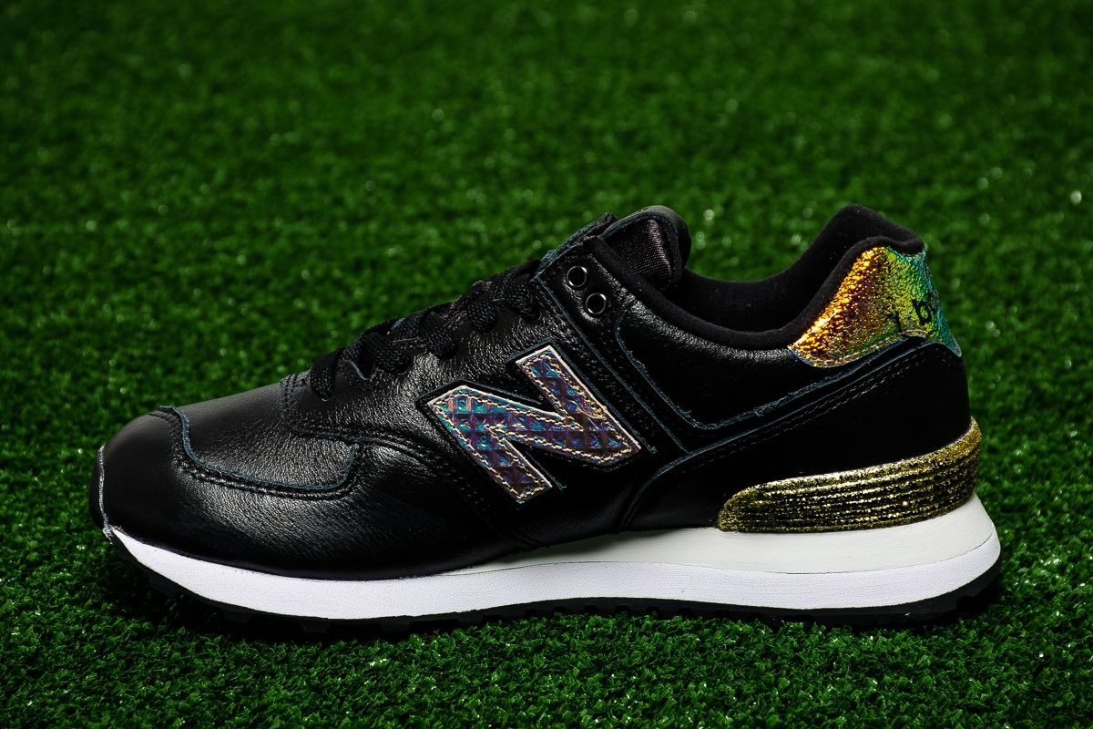 cheap for discount ddb37 3536a Type Casual New Balance Wmns 574 Glitter Punk