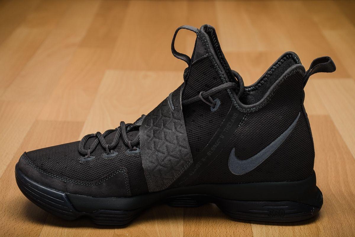 Type Basketball Nike Lebron XIV Limited Zero Dark Thirty 232d4606c13c