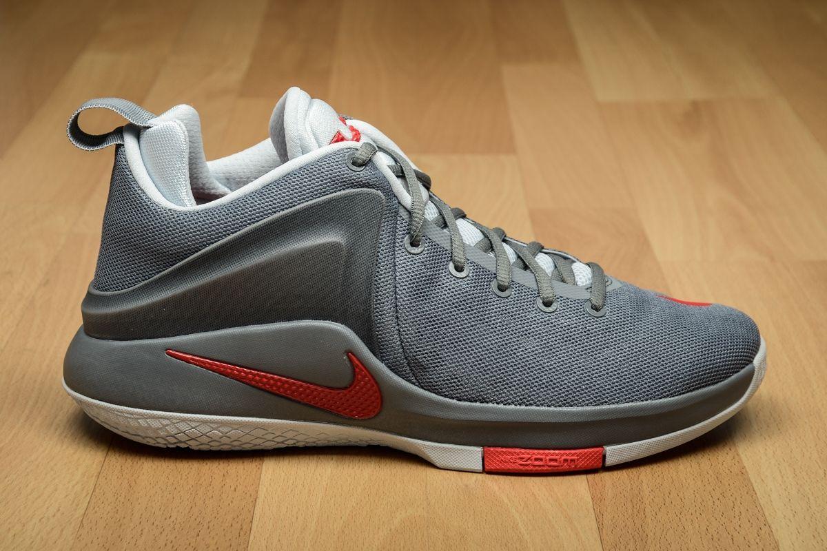 Type Basketball Nike Zoom Witness