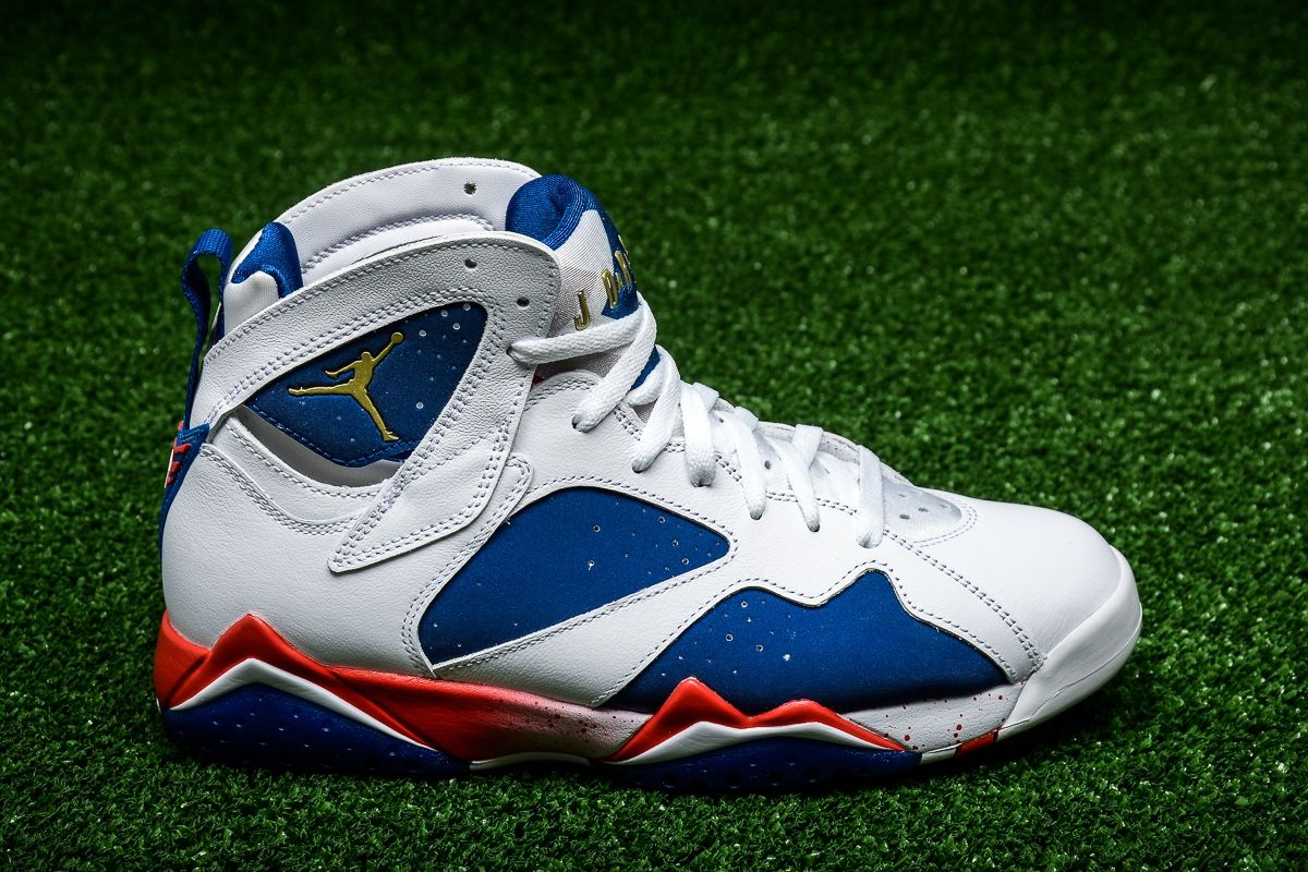 f9d7c2a8add0 Кецове Air Jordan 7 Retro Olympic Tinker Alternate