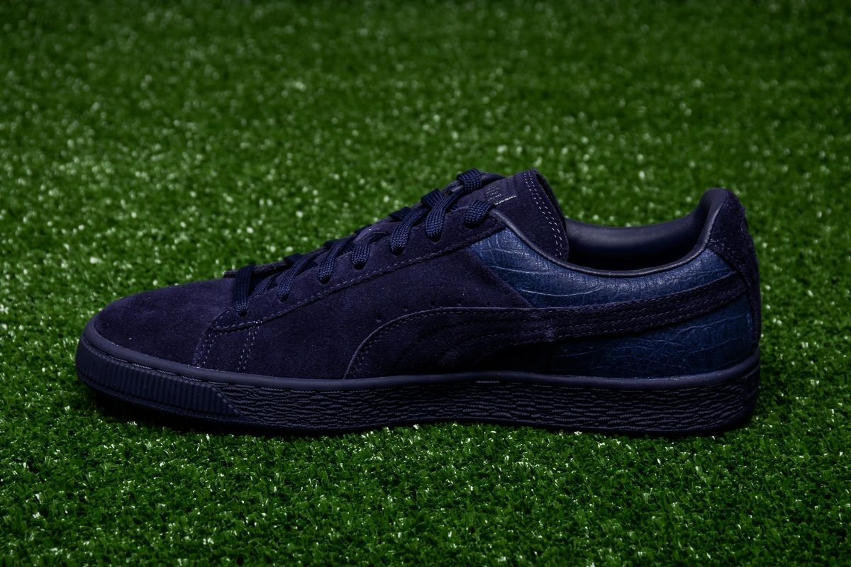 competitive price cab41 c398d Type Casual Puma Suede Classic Casual Emboss