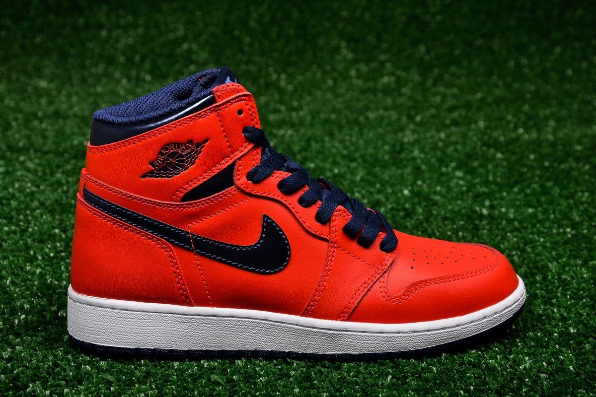 best sneakers 4ca16 54e6f Type Casual Air Jordan 1 Retro High OG BG David Letterman