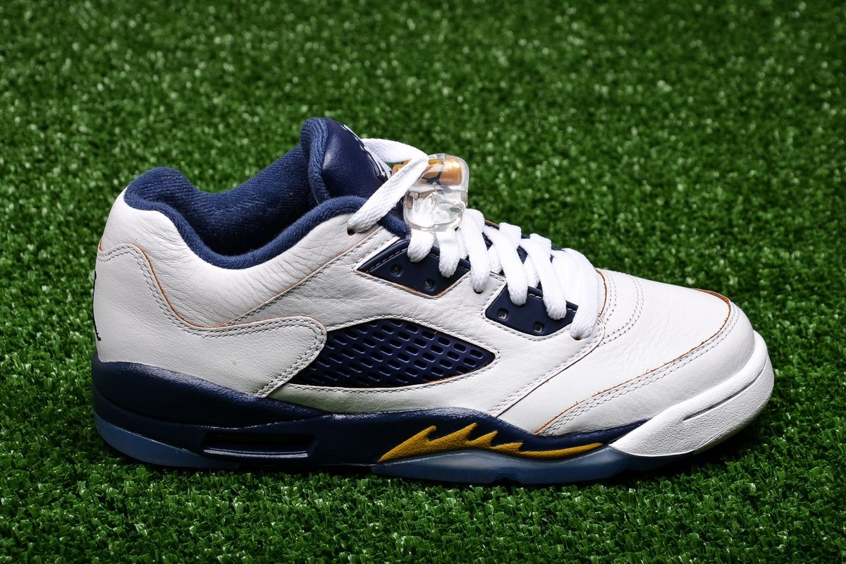 new arrivals e5d5f 906ba Type Casual Air Jordan 5 Retro Low GS Dunk From Above