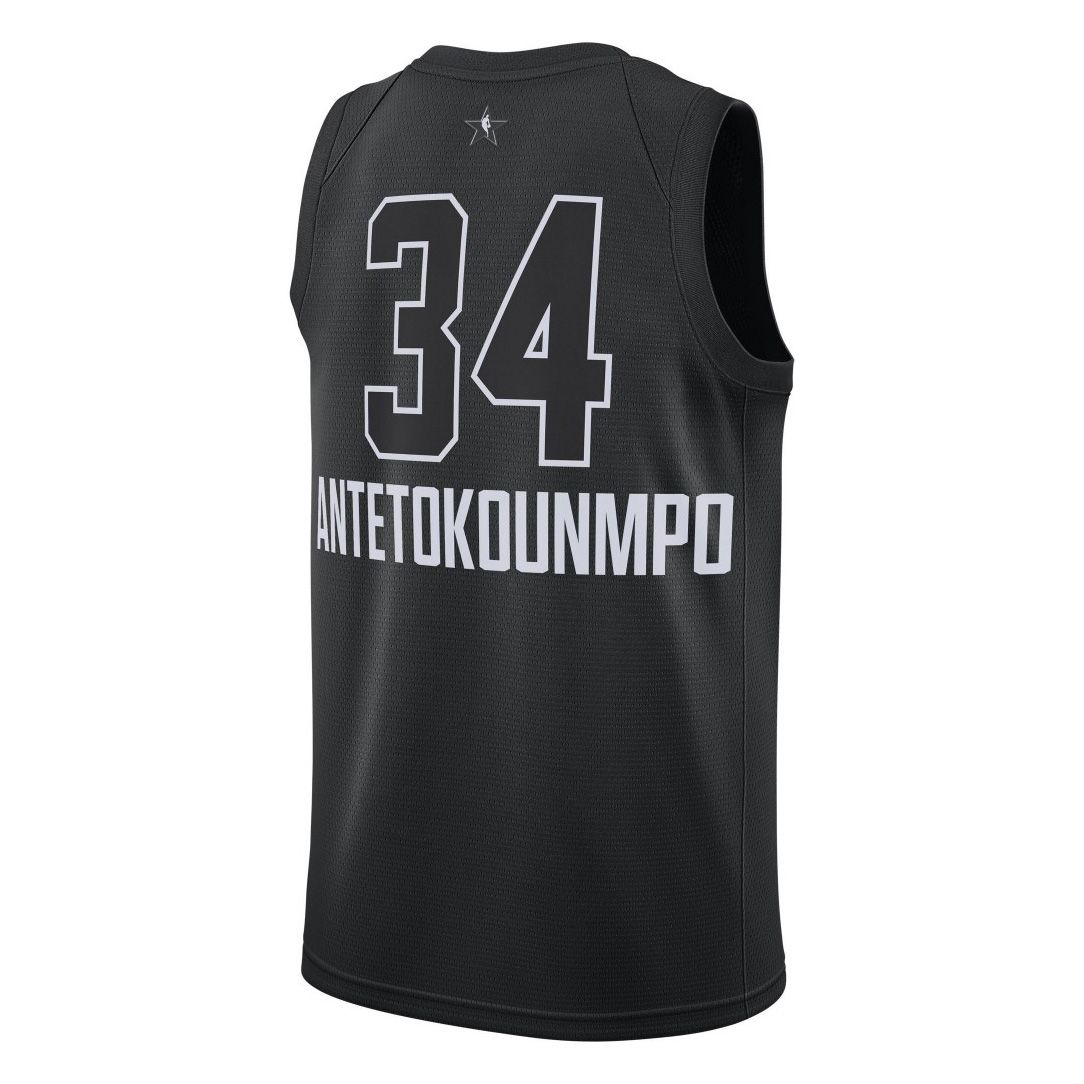 online store 49d78 27f5b Type Shirts Jordan NBA Giannis Antetokounmpo All-Star Edition Swingman  Jersey