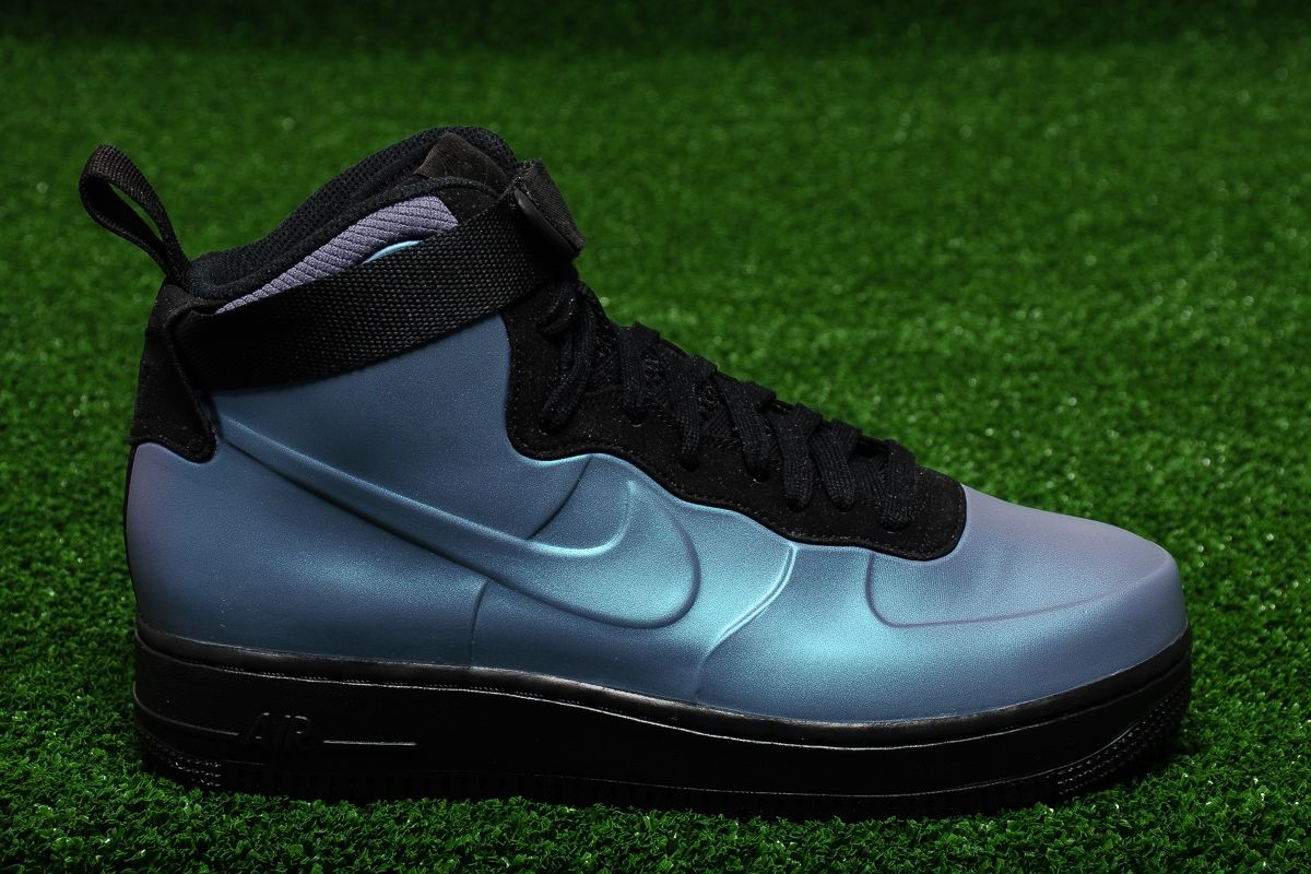 new product 88928 bcc12 Кецове Nike Air Force 1 Foamposite Cup Light Carbon