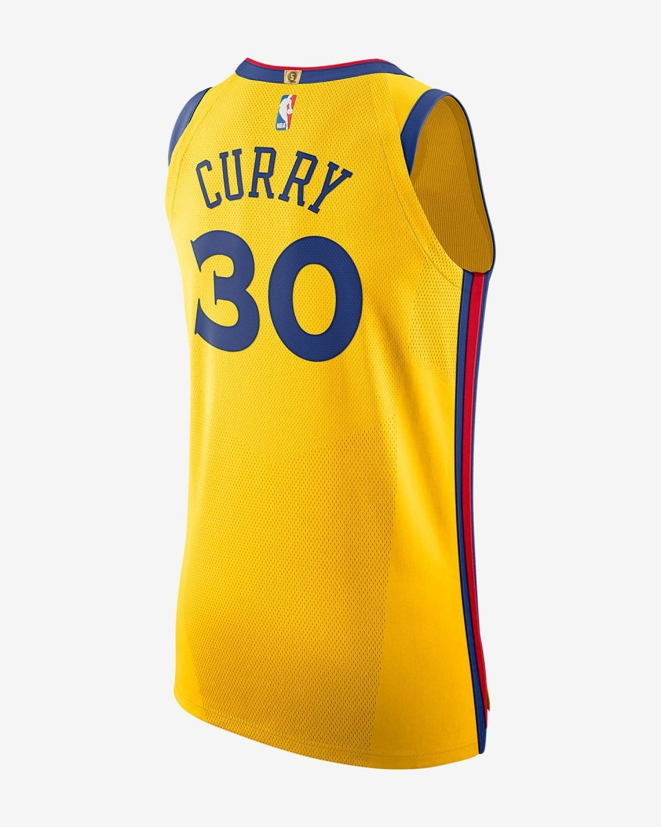 the best attitude 36978 37db9 Type Shirts Nike NBA Golden State Warriors Stephen Curry City Edition  Authentic Jersey