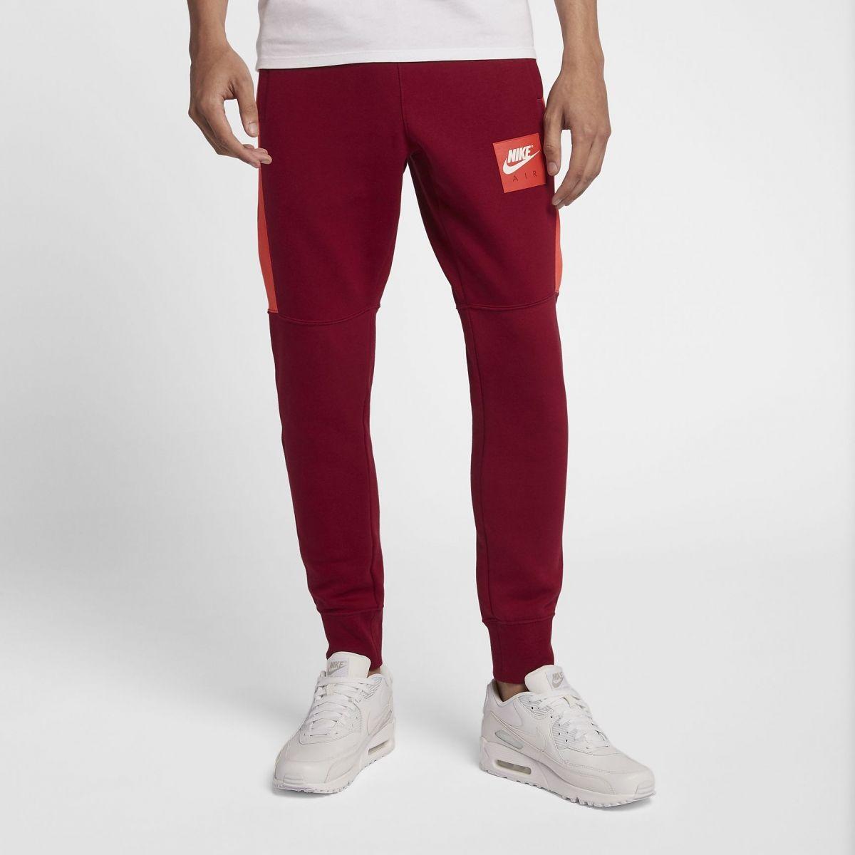 cee4d281880d00 Type Pants Nike Air Fleece Jogger Pants