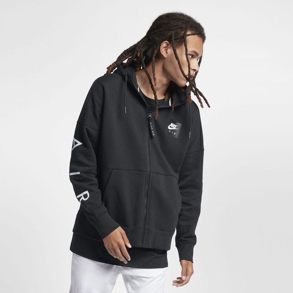 Type Hoodies Nike Air Fleece Hoodie 87276eb34f