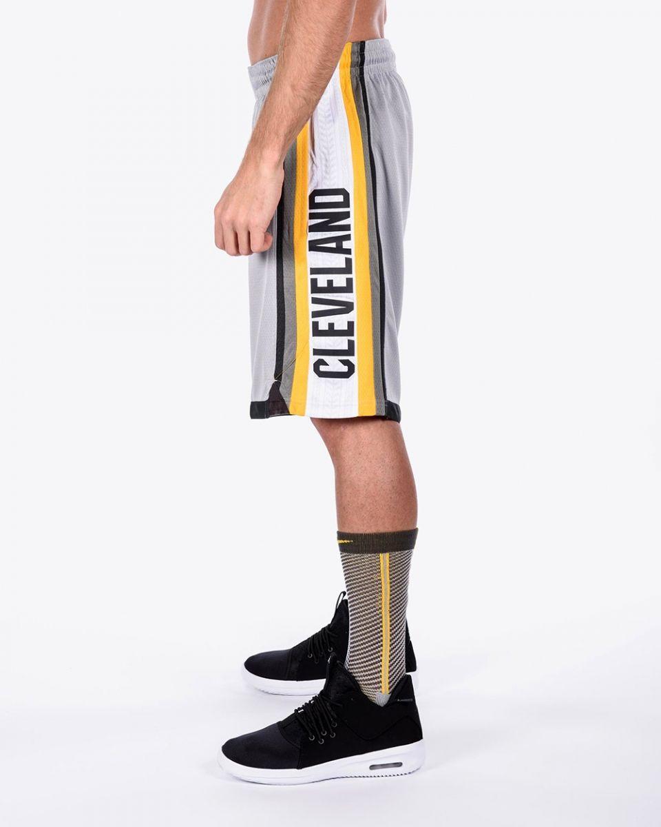 baed0e30187 Type Shorts Nike NBA Cleveland Cavaliers City Edition Swingman Shorts