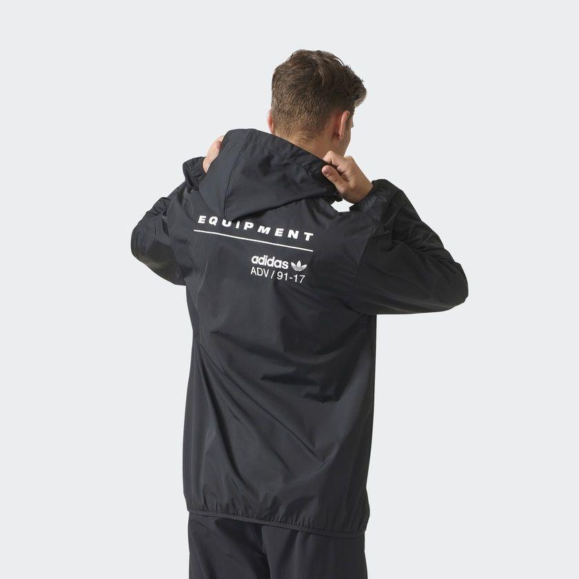 adidas equipment windbreaker