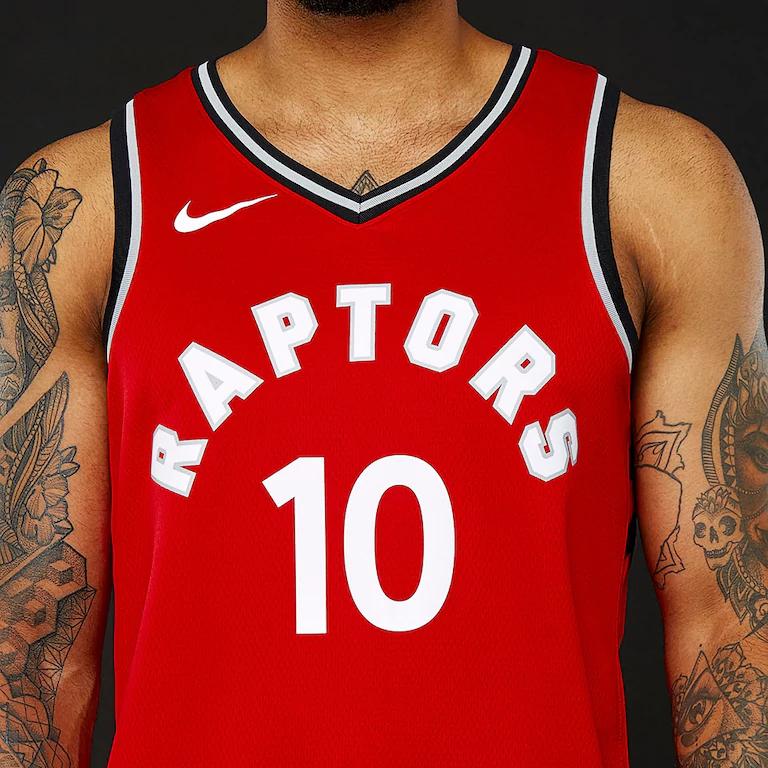 Type Shirts Nike NBA Toronto Raptors Demar DeRozan Icon Edition Swingman  Sleeveless Tee f45004a5b