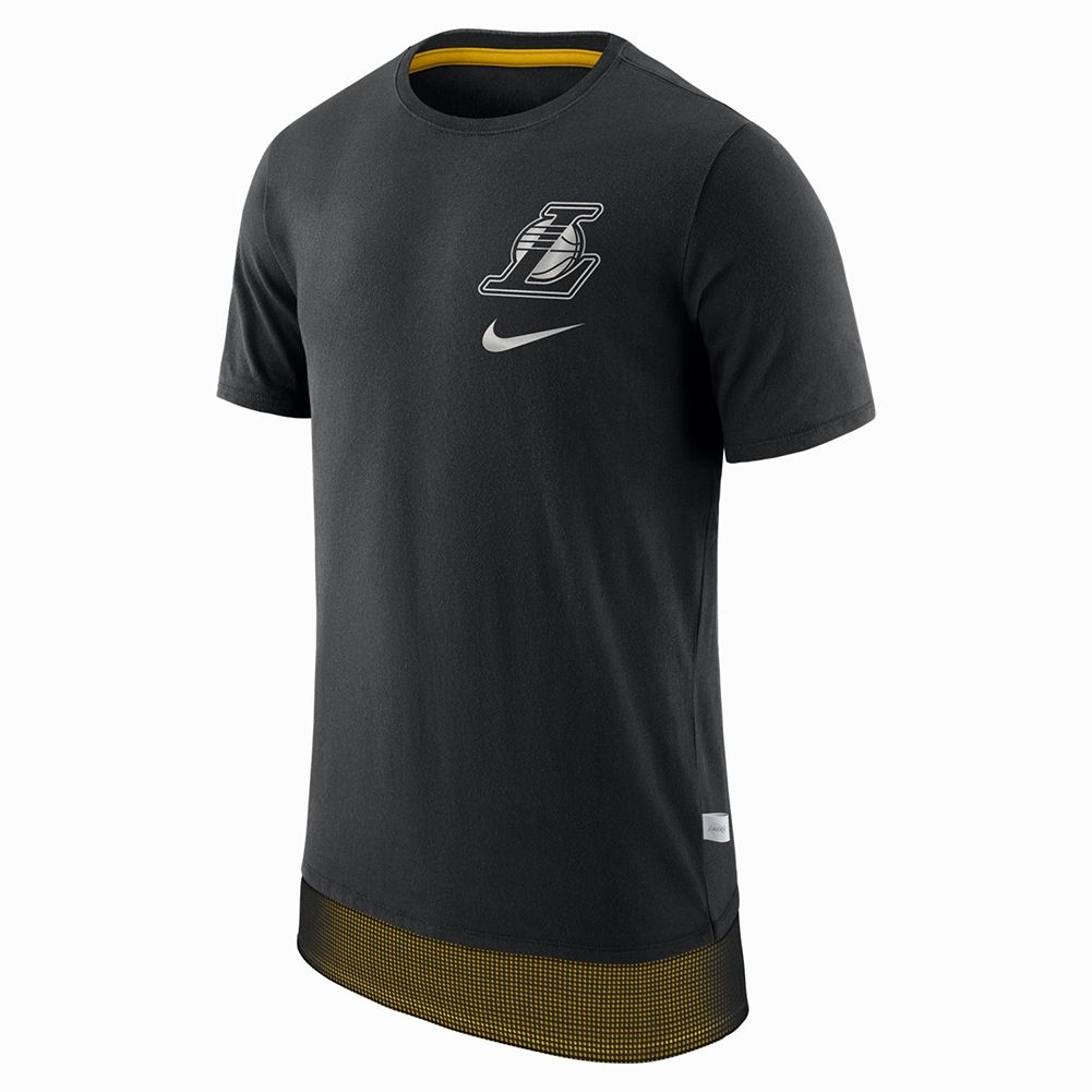 new style 7fb70 b0366 Type Shirts Nike NBA Los Angeles Lakers Tee