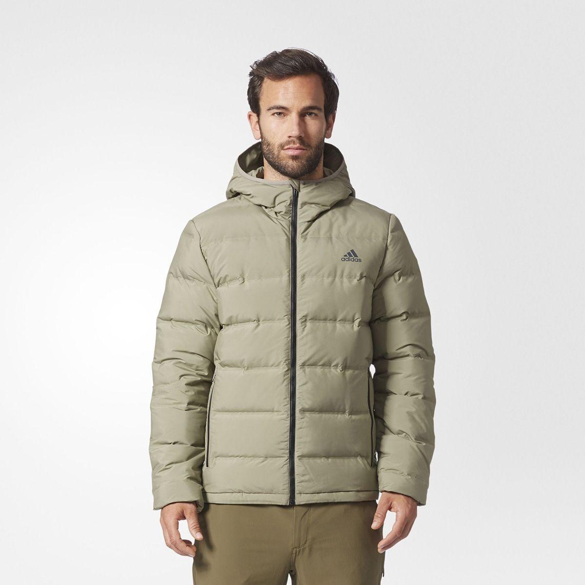 es bonito insondable corazón  Type Jackets adidas Helionic Hooded Down Jacket
