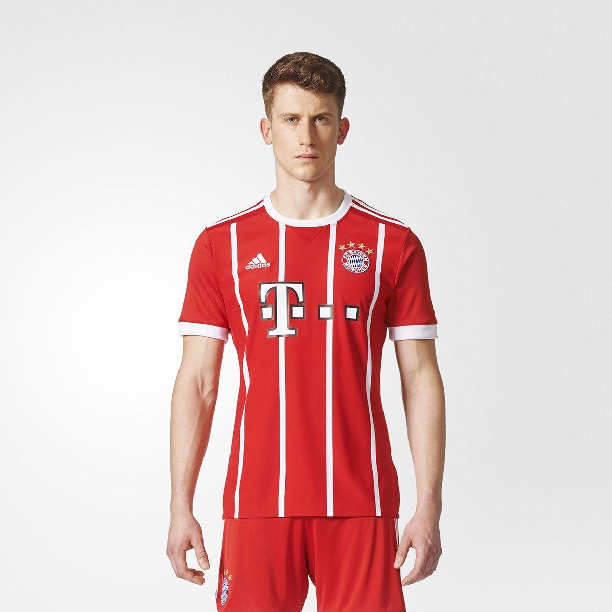 adidas FC Bayern Munich Replica Jersey