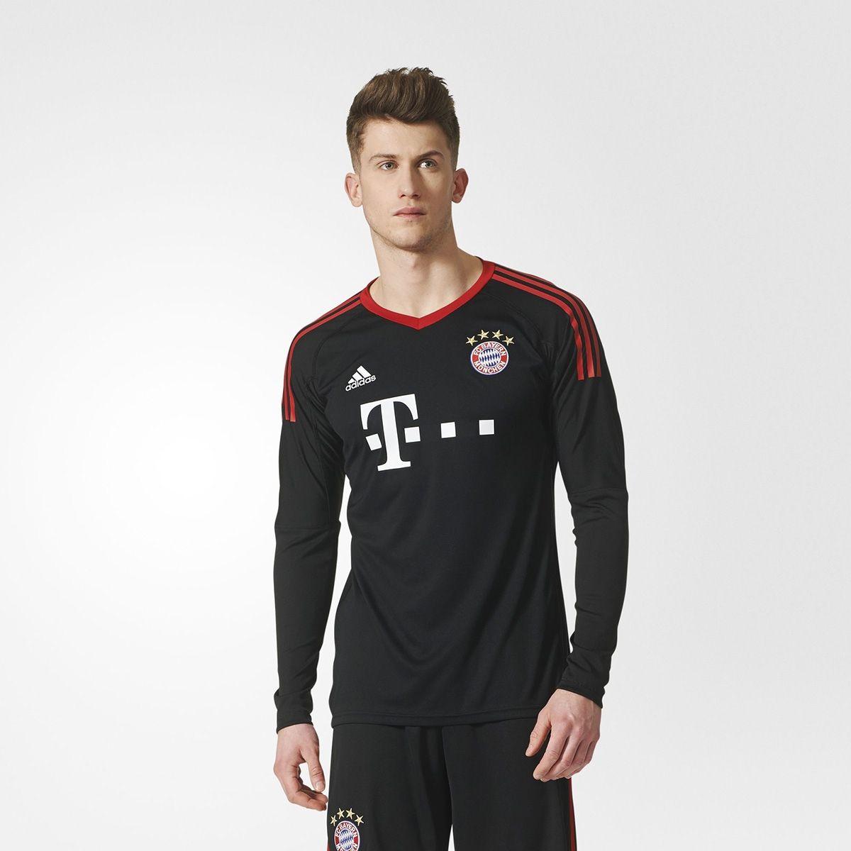 online store 7b4e7 eccfe Type Shirts adidas FC Bayern Munich Replica Jersey