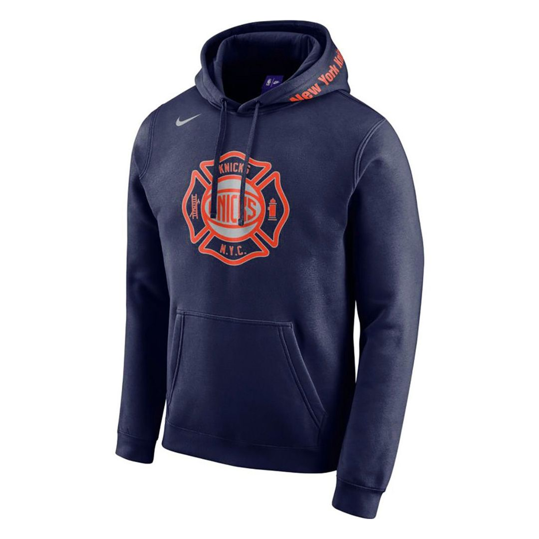 the best attitude 98518 2f095 Type Hoodies Nike NBA New York Knicks City Edition Hoodie