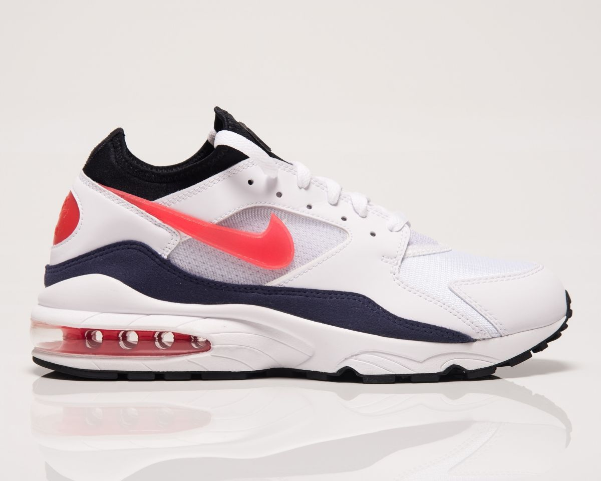 Type Casual Nike Air Max 93 Flame Red 156f18d15