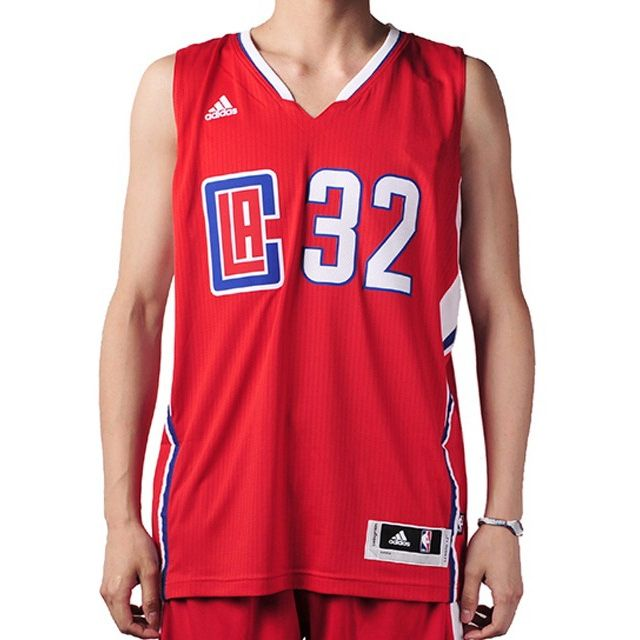brand new 4be03 0732c Type Shirts adidas NBA Los Angeles Clippers Blake Griffin Swingman Jersey