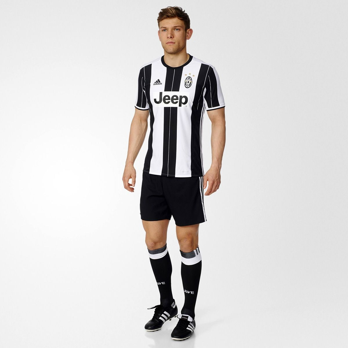 competitive price dbbba 797e3 Type Shirts adidas Juventus FC Home Replica Jersey