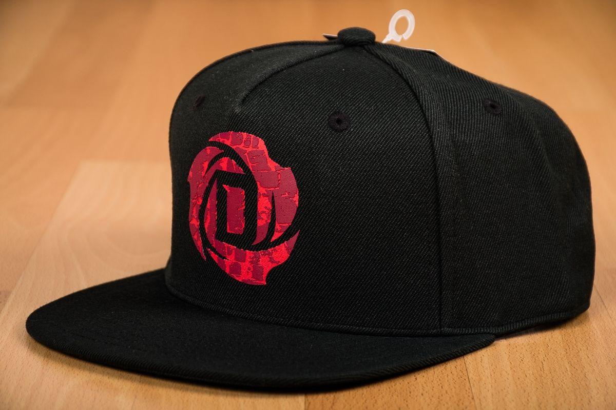 872717d04af Type Caps adidas D Rose 5.0 Snapback Cap