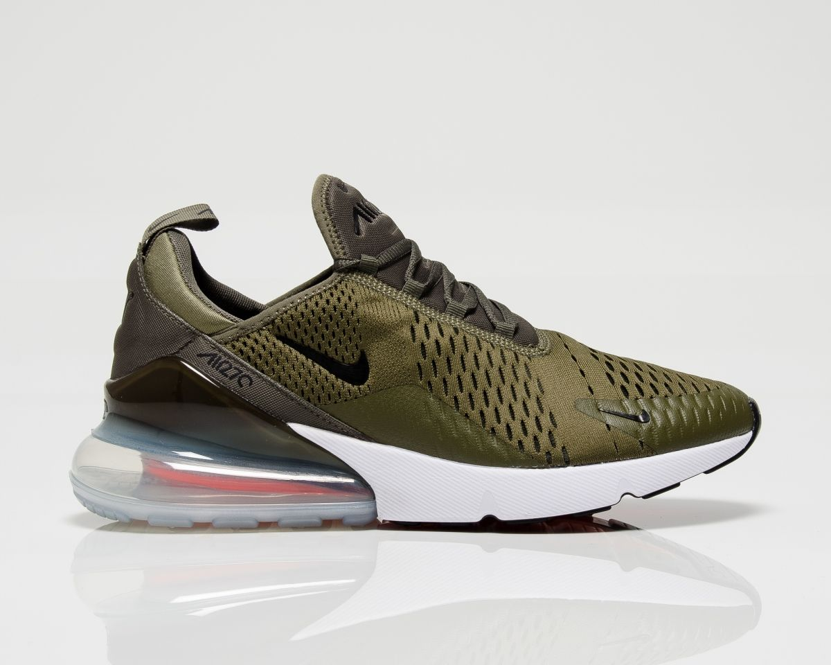 purchase cheap c2da6 a7aa0 Type Casual Nike Air Max 270 Medium Olive