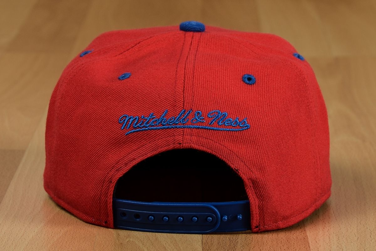 8440aaf6565 1200x800 · Type Caps Mitchell  amp  Ness NBA Los Angeles Clippers Team Arch  Snapback Cap