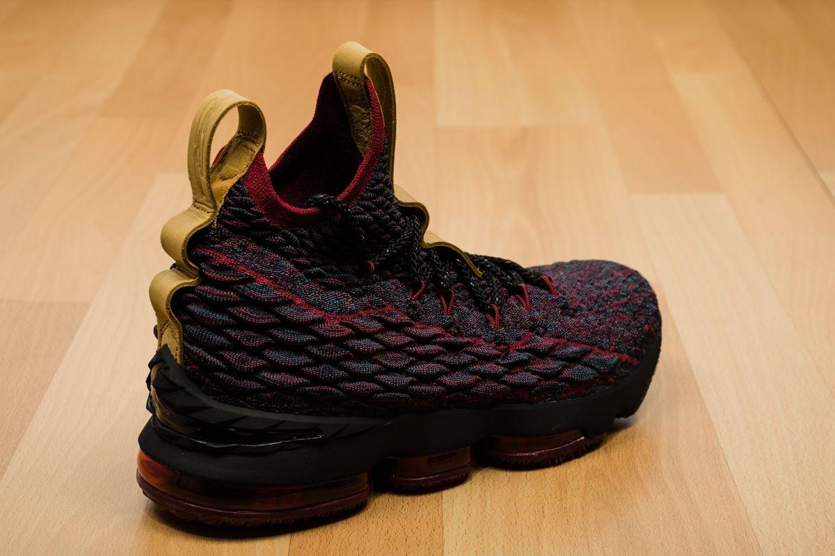 free shipping 1d1d2 a4686 Баскетболни кецове Nike Lebron XV New Heights