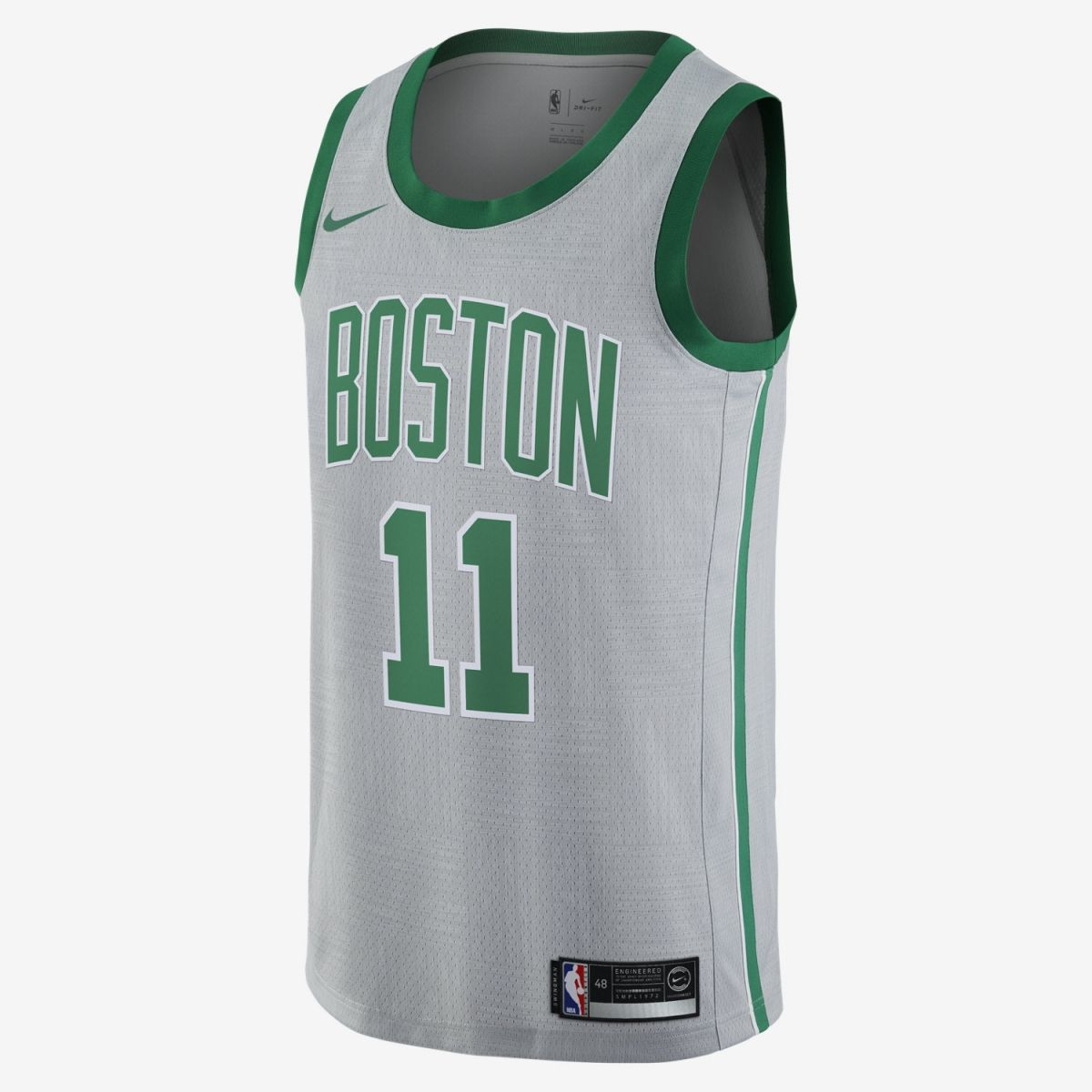 c460491c0a70 Type Shirts Nike NBA Boston Celtics Kyrie Irving City Edition ...