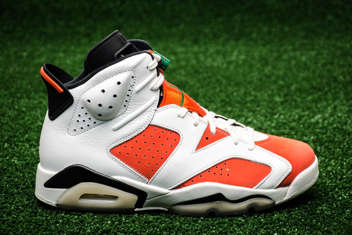 b1fc010c406 Кецове Air Jordan 6 Retro Gatorade