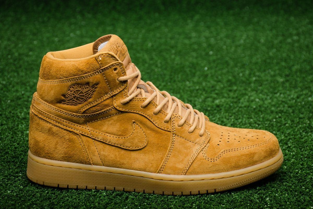 Кецове Air Jordan 1 Retro High OG Wheat 4403f6574fd5