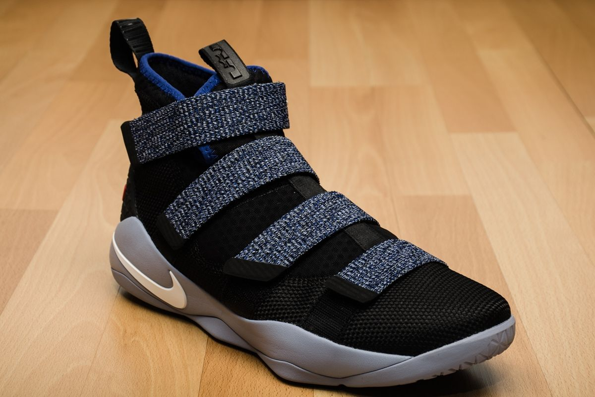 info for 11a7c 9cdfe Type Basketball Nike Lebron Soldier XI