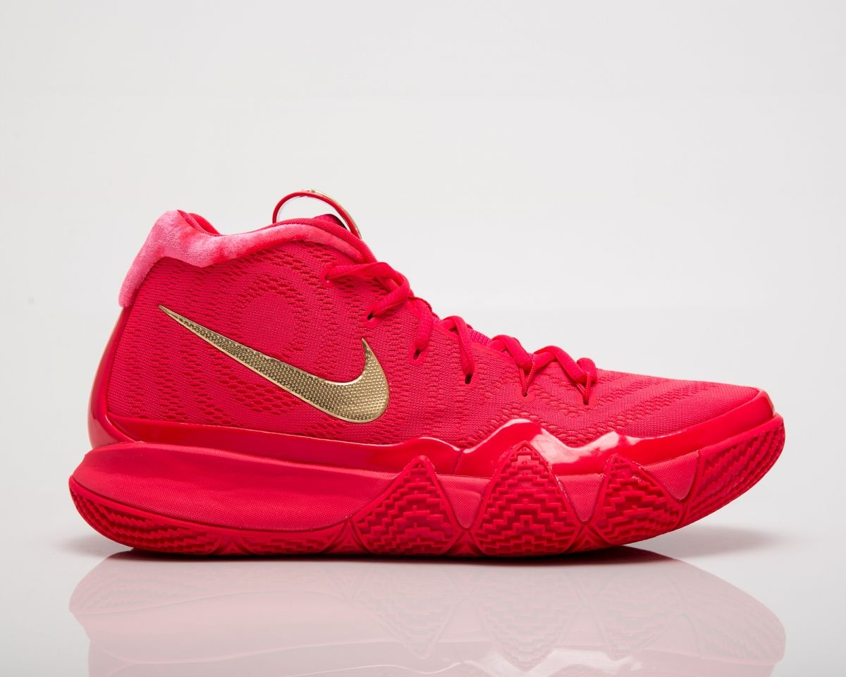 new arrival 3aeb7 0992c Type Basketball Nike Kyrie 4 Red Carpet