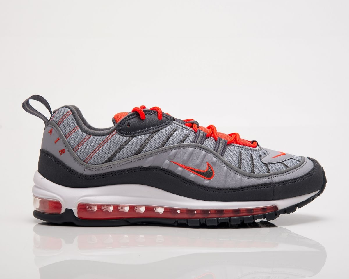 Type Casual Nike Air Max 98 Total Crimson 1251f9412