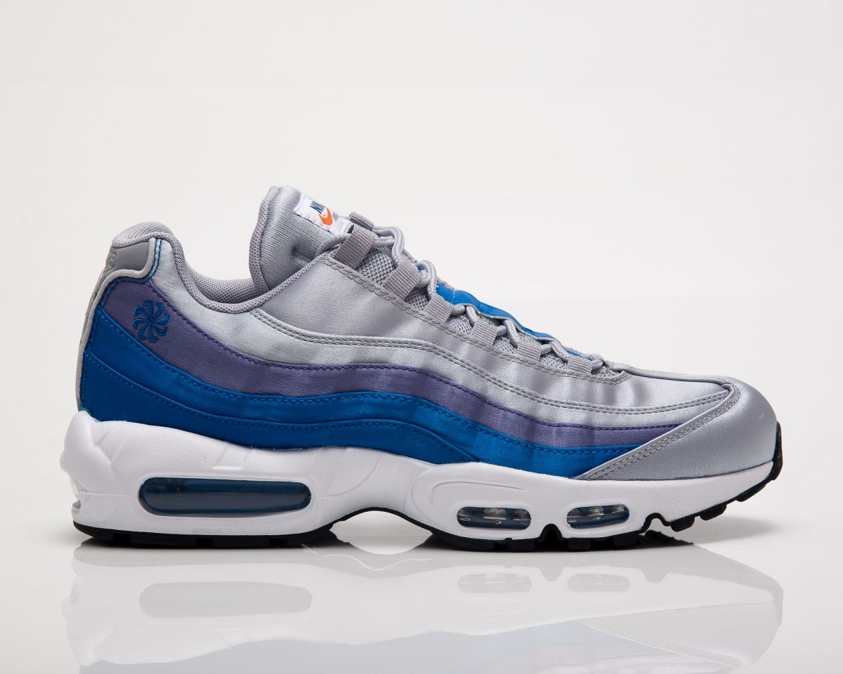 low priced 82ecc 7d46a Кецове Nike Air Max 95 SE Blue Nebula